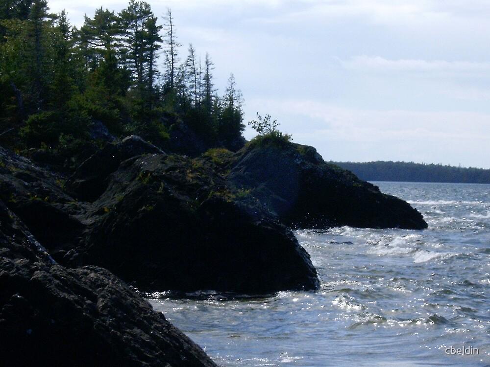 on the rocks by cbeldin