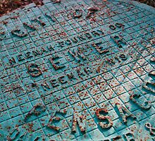 Even the Sewers are Nice by Julia Morris