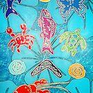 Ocean Life 1 by lukeymalz