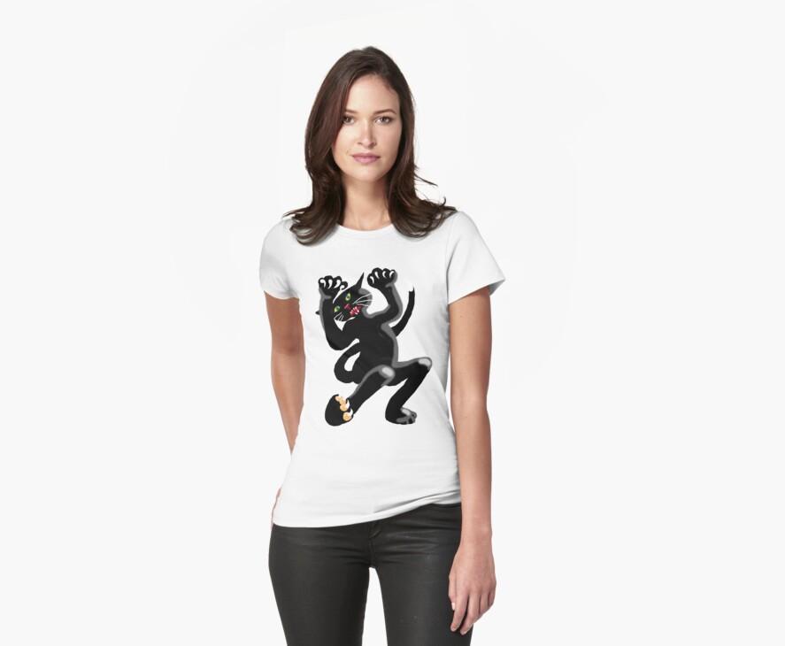 Ninja kitten by goanna
