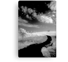 Pathway to Perdition Canvas Print