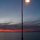 Portarlington Pier, Bellarine Peninsula by Joe Mortelliti