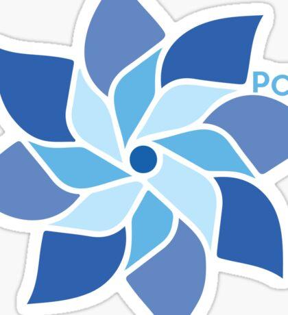 Prevent Child Abuse America PCAA Sticker