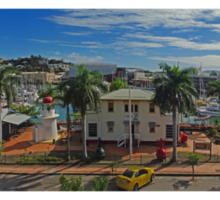 Townsville Maritme Museum Sticker