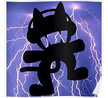 Monstercat -  Lightning Edit  Poster