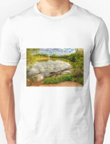 Peaceful Pond-1 T-Shirt
