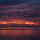 Corio Bay, Portarlington,Bellarine Peninsula by Joe Mortelliti