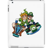 Green Means Go! iPad Case/Skin