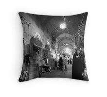 Esfahan Bazaar 142 Throw Pillow