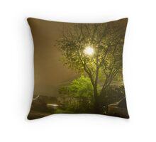 Foggy Nights 02 Throw Pillow