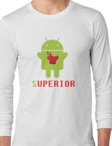 Superiotity Long Sleeve T-Shirt