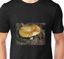 Milky Cap Mushroom - Lactarius deliciosus Unisex T-Shirt
