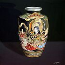 The Chinese vase by Freda Surgenor