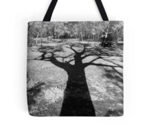 Shadow Tree Two Tote Bag