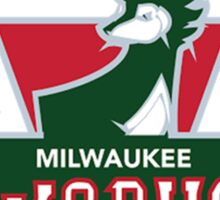 Milwaukee Sawsbucks T-Shirt Sticker