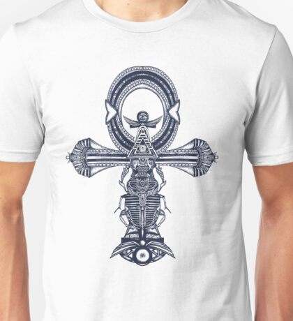 Egyptian ankh Unisex T-Shirt