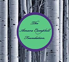 The Amara Campbell Foundation Banner Logo by Aid4Amara