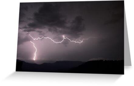 Jamison Lightning by Will Barton