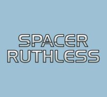 Mass Effect Origins - Spacer Ruthless Baby Tee