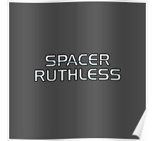 Mass Effect Origins - Spacer Ruthless Poster