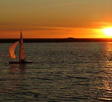 SUNSET WEST KIRBY MARINE LAKE (5) by PhotogeniquE IPA