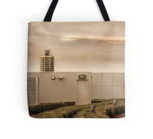 Mercedes Building Tote Bag
