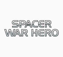 Mass Effect Origins - Spacer War Hero Kids Clothes
