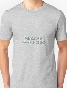 Mass Effect Origins - Spacer War Hero T-Shirt