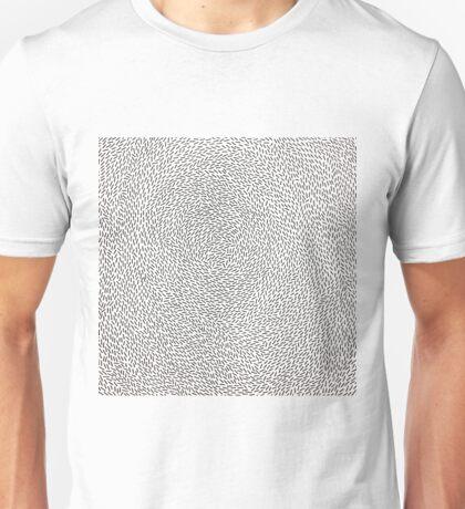 simple swirls Unisex T-Shirt
