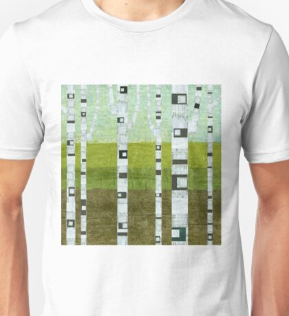 Summer Birches Unisex T-Shirt