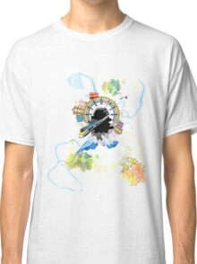 Sounds of City, visualized! Classic T-Shirt