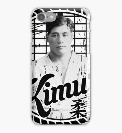 Kimura Judo iPhone Case/Skin