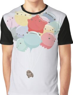 Balloon Animals Graphic T-Shirt