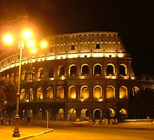 colosseum  by liew  wei chuan