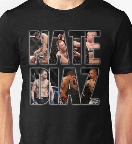 Nate Diaz T-Shirt Unisex T-Shirt