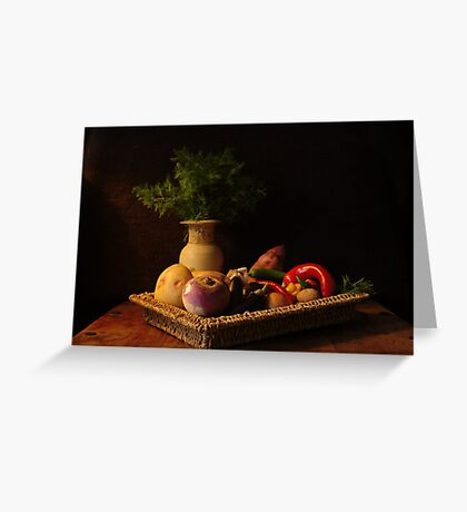 Still Life #2 Greeting Card
