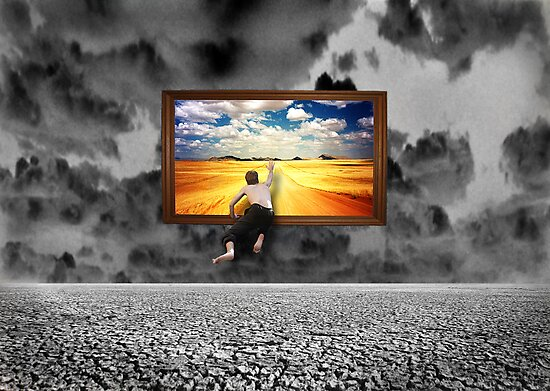 Escape Infinite Future Chaos by GCPhoto