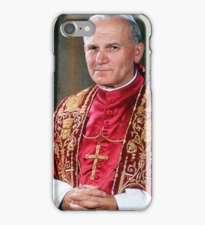 St. John Paul II iPhone Case/Skin