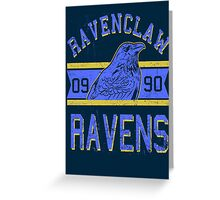Ravens Greeting Card