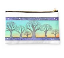 winter night Studio Pouch
