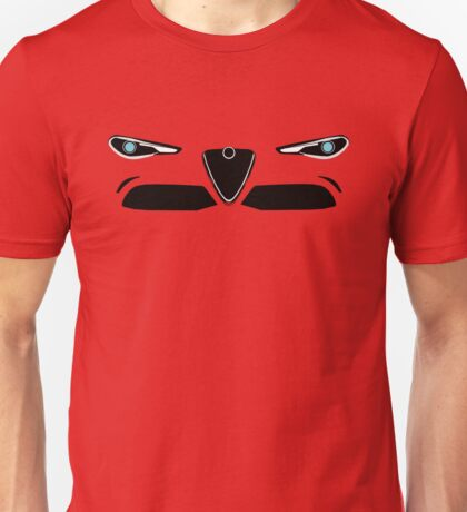 Giulia Quadrifoglio Unisex T-Shirt