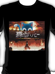 Attack On Titan x Fairy Tail T-Shirt