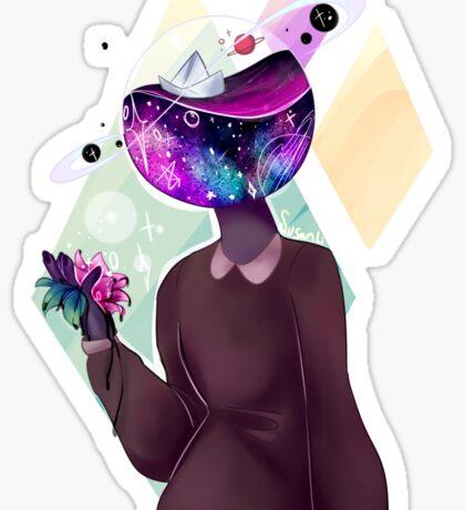 Deep thoughts  Sticker