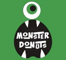 Monster Donut by FR3DXVII