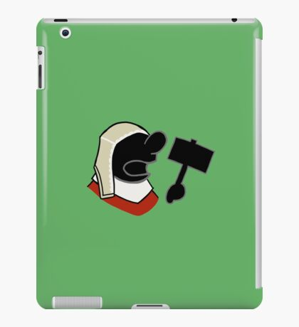 Mr Game and Watch iPad Case/Skin
