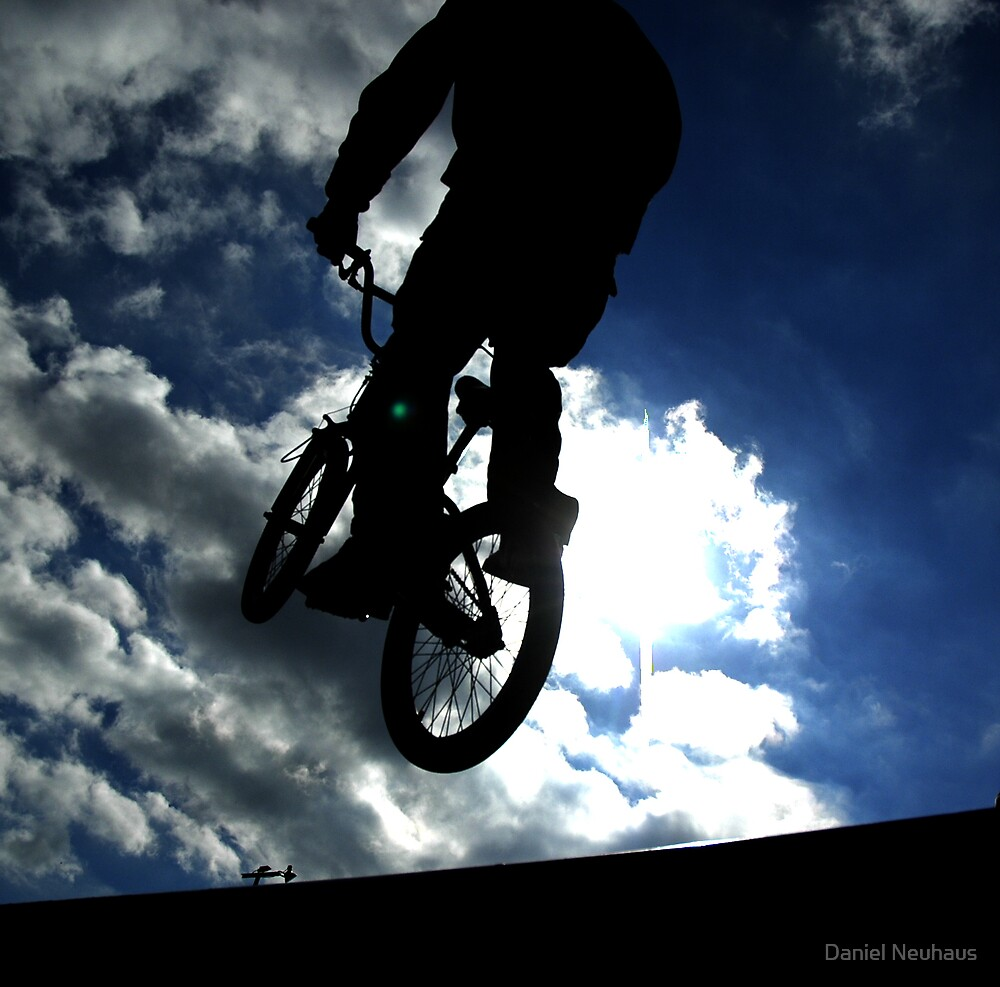 Bike Boy 4 by Daniel Neuhaus