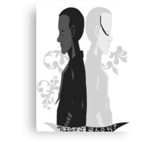 Two Sides. Canvas Print