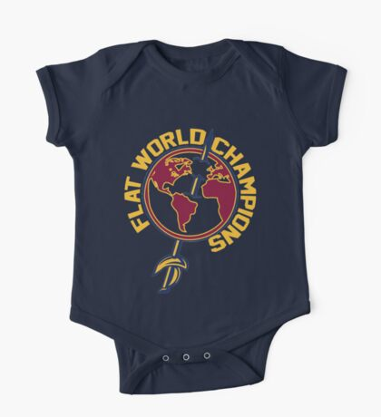 Flat Earth Champions - Kyrie Irving One Piece - Short Sleeve