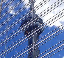 CN Tower by Alex Smith