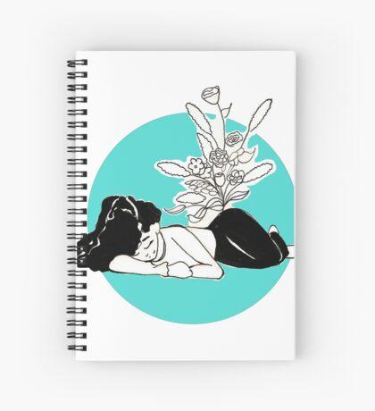 Sleep Tight Spiral Notebook